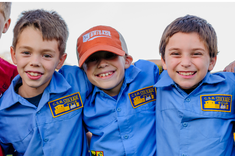 Stockade Youth and program may be a good Boy Scouts Alternative for Grade 3-6 boys